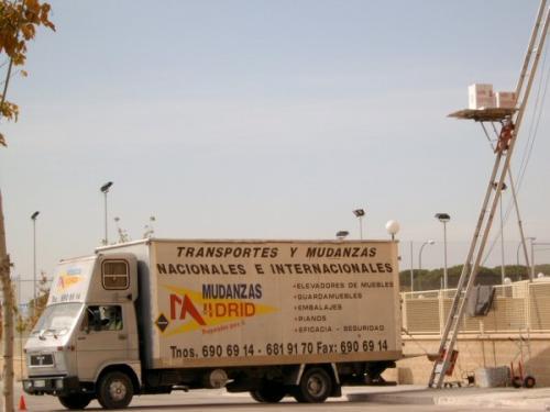 Mudanzas Madrid - Guardamuebles